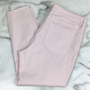 A.N.A. Skinny Ankle Jeans Distressed